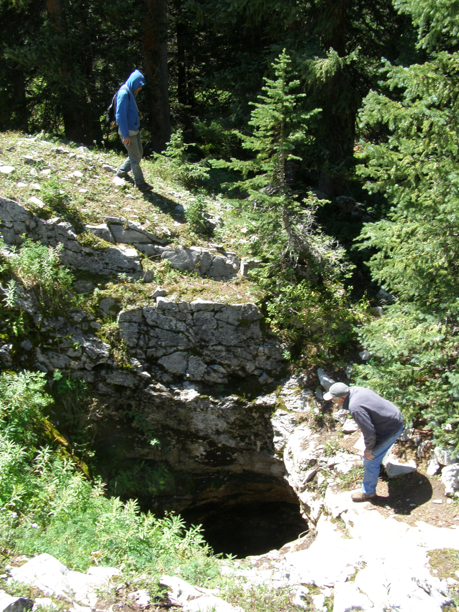 Caving Projects